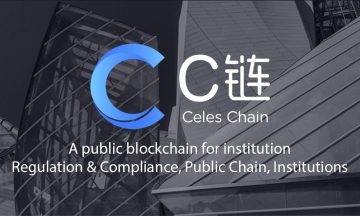Celes ICO Review - A public blockchain for institution