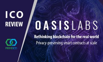 Oasis Labs ICO Review