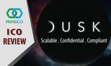Dusk Network ICO Review