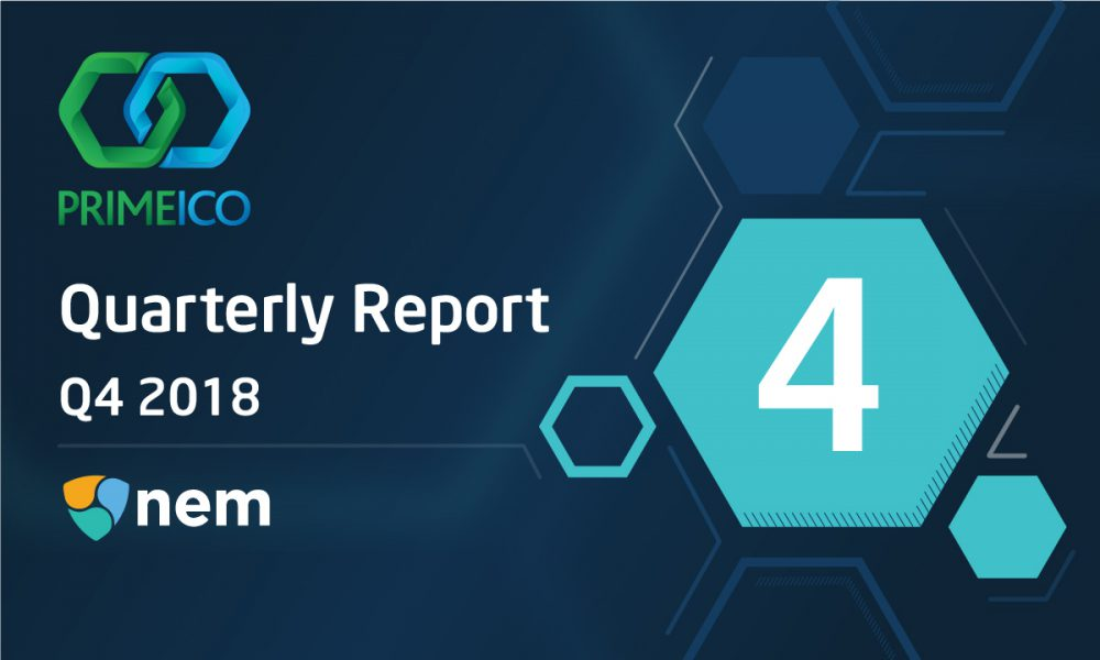 PrimeICO Q4 2018 Report: NEM - featuring interview with NEM Mexico Ambassador