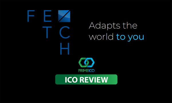 Fetch AI ICO Review